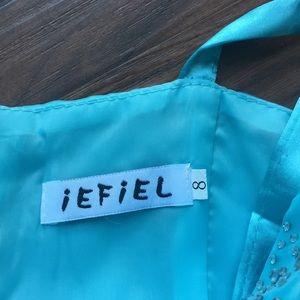 iEFiEL Dresses - Cinderella-Like Dress & Wand